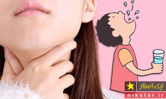 درمان سرماخوردگی با آب نمک