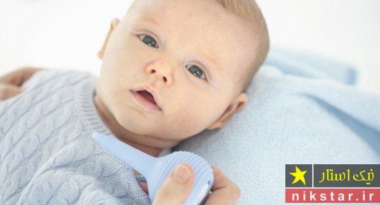 درمان خانگی سرماخوردگی کودکان