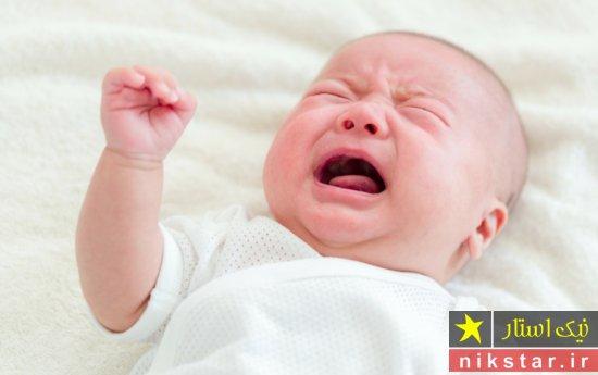 درمان خانگی سرماخوردگی نوزادان