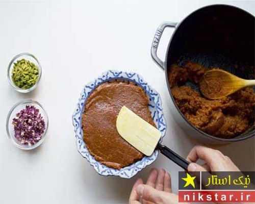 طرز تهیه حلوای هویج خانگی