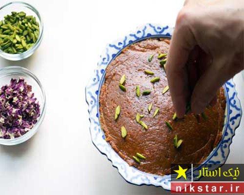 طرز پخت حلوا هویج لذیذ