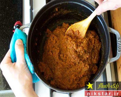 طرز پخت حلوای هویج در منزل