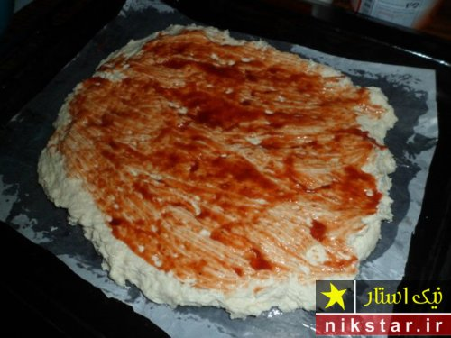 دستور تهیه خمیر پیتزا با ماست