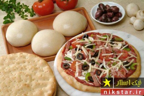 طرز تهیه خمیر پیتزا با ماست