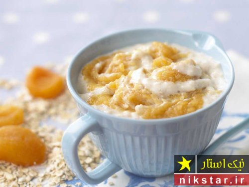 طرز تهیه پوره موز با سیب برای نوزاد