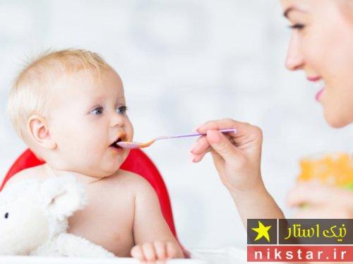طرز پخت سوپ برای نوزاد 6 ماهه
