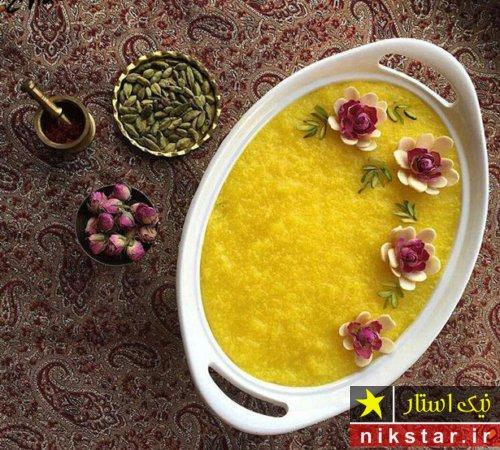 روش پخت شله زرد