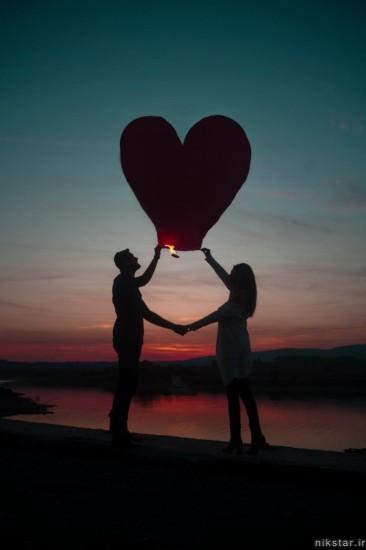 بهترین عکس های عاشقانه دنیا