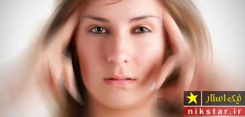 علت سرگیجه و سنگینی سر چیست؟
