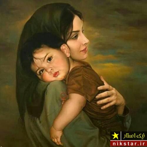 جملات زیبا در مورد مادر