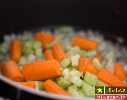 طرز پخت باقالی پلو با ماهیچه