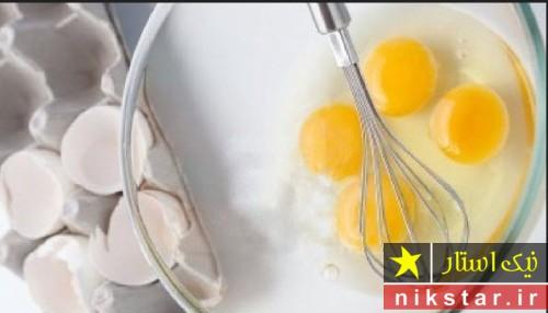 طرز پخت کیک ساده با شیر