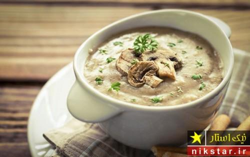 طرز تهیه سوپ شیر خوشمزه