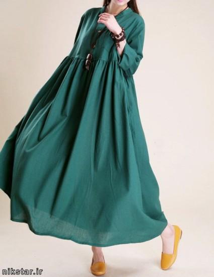 مدل مانتو بارداری شیک ایرانی