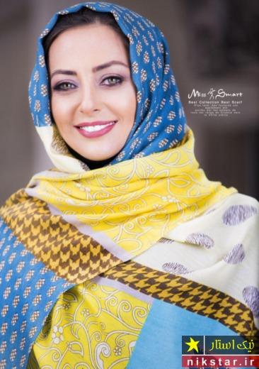 عکس روسری تک رنگ 40 عکس از زیباترین مدل شال و روسری مجلسی جدید 2018 97 شیک ...
