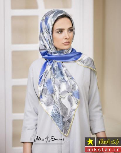 مدل روسری دخترانه