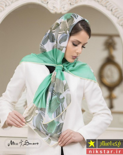 مدل روسری شیک