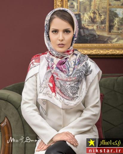 مدل روسری زنانه