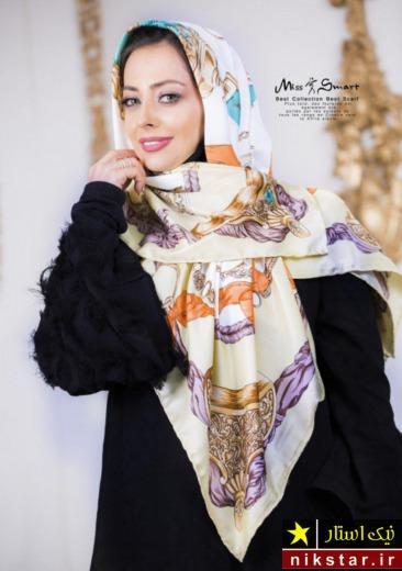 زیباترین مدل روسری