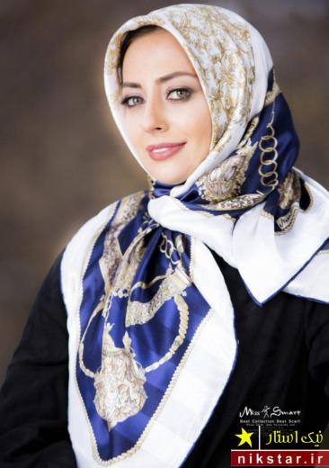 مدل روسری مجلسی زنانه