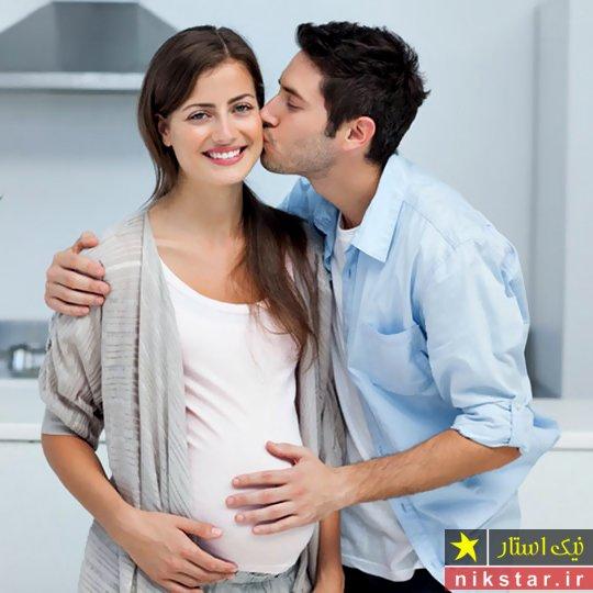بهترين حالت نزديكي با زن باردار