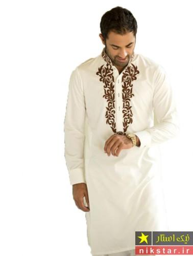 عکس لباس مردانه افغانی مدل