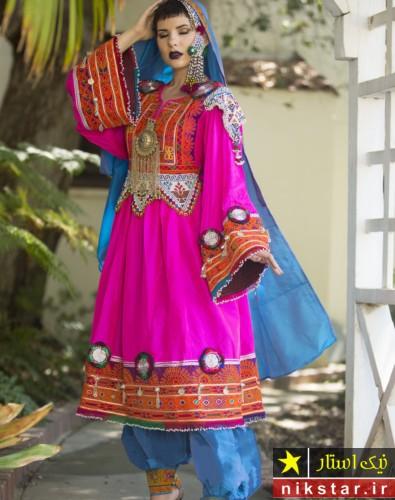 مدلهای لباس عروسی افغانی