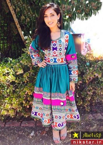 جدیدترین لباس عروسی افغانی