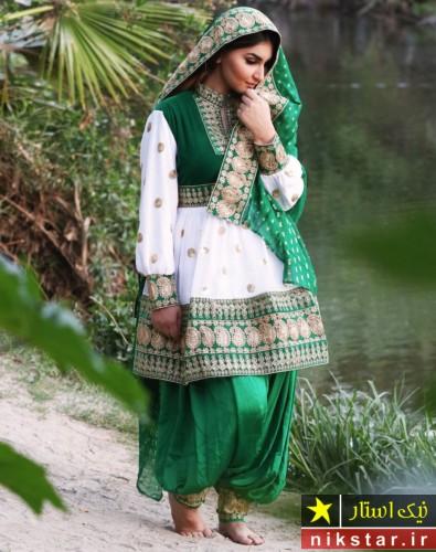 مدل لباس عروس افغانی جدید