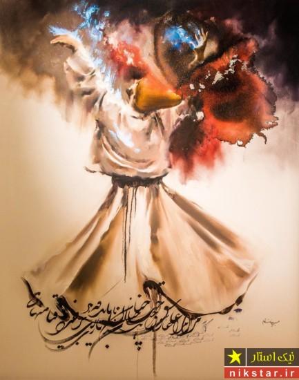 اشعار مولانا در مورد عشق