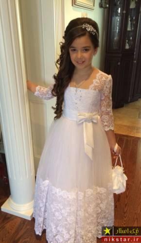 لباس عروس یچه گانه