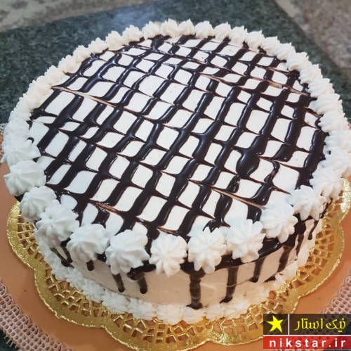 مدل تزیین کیک تولد خانگی