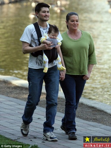 مردی که بچه دار شد