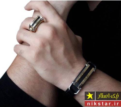 شیکترین مدل انگشتر مردانه