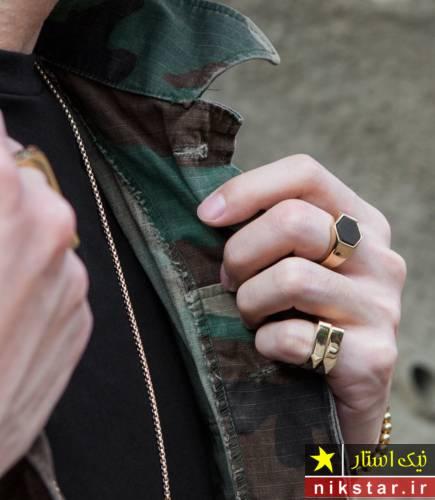 جدیدترین مدل انگشتر طلا مردانه