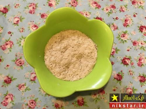 طرز پخت نان خرمایی