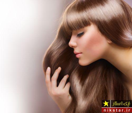 صاف كردن مو به روش گياهي