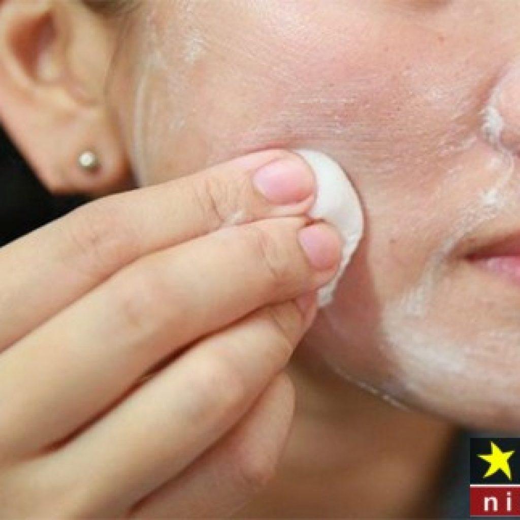 خواص سفیداب برای پوست صورت