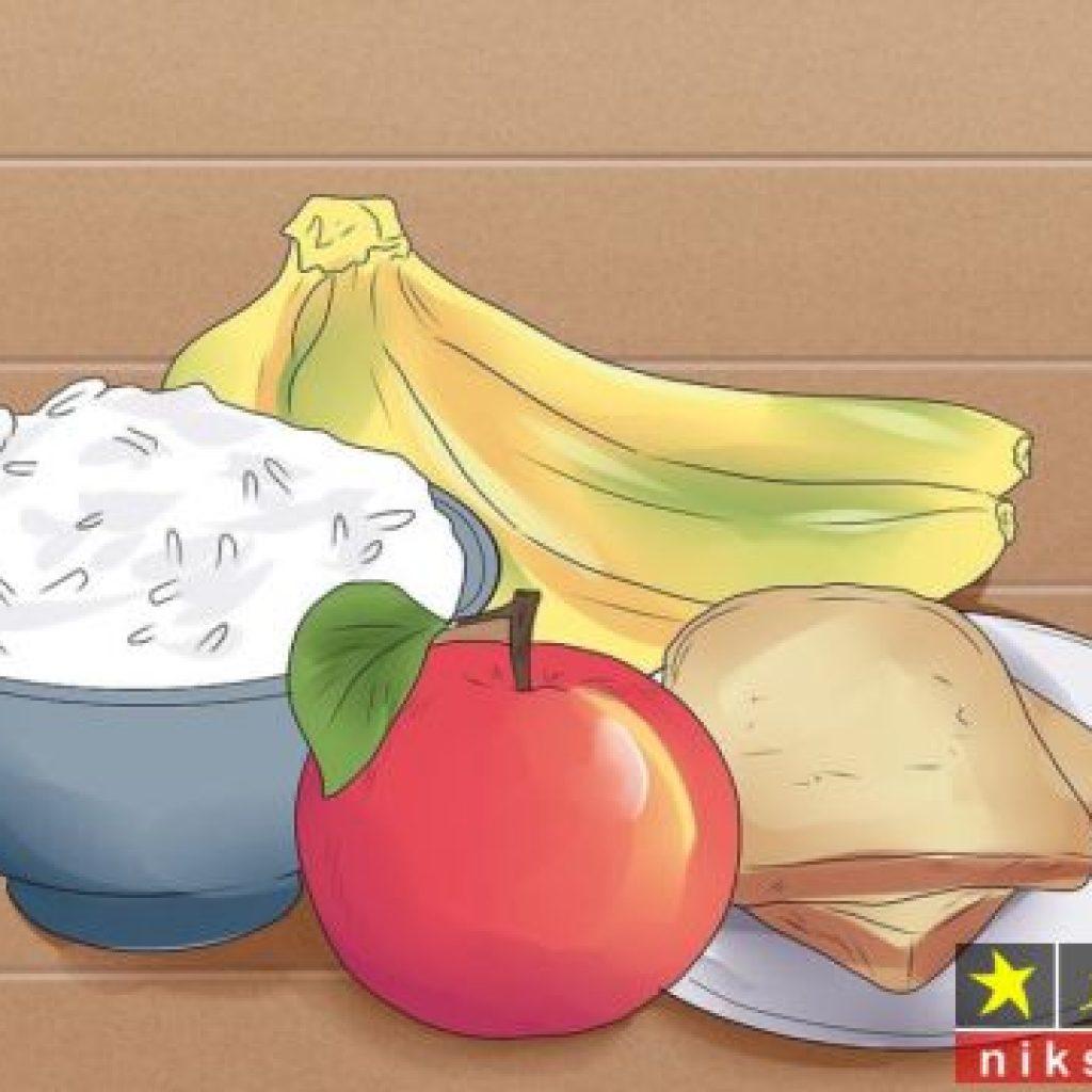 غذای مناسب برای اسهال بزرگسالان