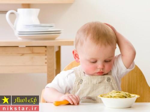 غذای مناسب برای کودکان اسهالی