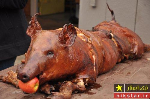 خواص گوشت خوک