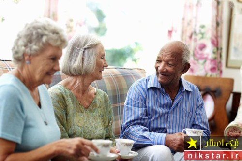 زندگی ایده آل و رویایی برای سالمندان