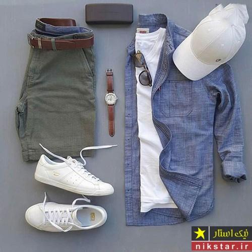 مدل ست های مردانه پاییزی