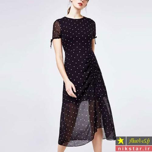 مدل لباس های پلنگی زنانه