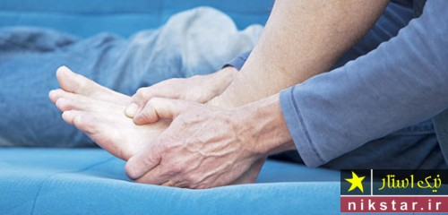 درمان دردهای بیماری نقرس
