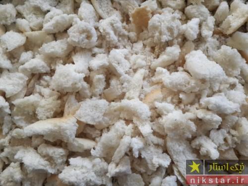 طرز تهیه آرد سوخاری خانگی