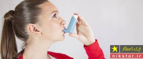 بیماران مبتلا به آسم