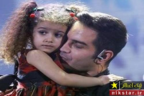تولد دختر محسن یگانه