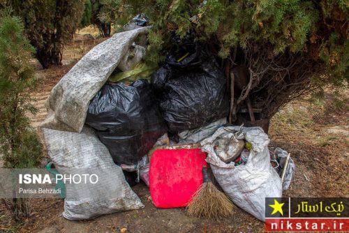زندگی زوج فقیر در چادر