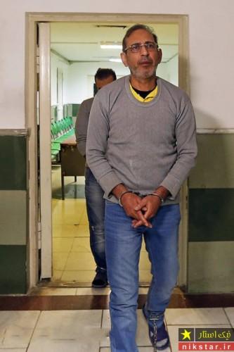 چهره محمد سالم و وحید مظلومی